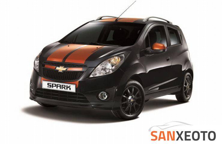 giá xe ô tô dưới 300 triệu Chevrolet Spark đời 2011
