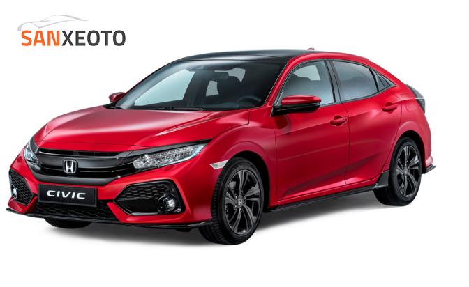 Honda Civic 1.8MT cũng là dòng xe ô tô cũ giá rẻ chất lượng tốt không kém cạnh