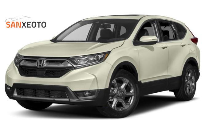 Honda CR-V hiện đang sở hữu mức giá khá cao