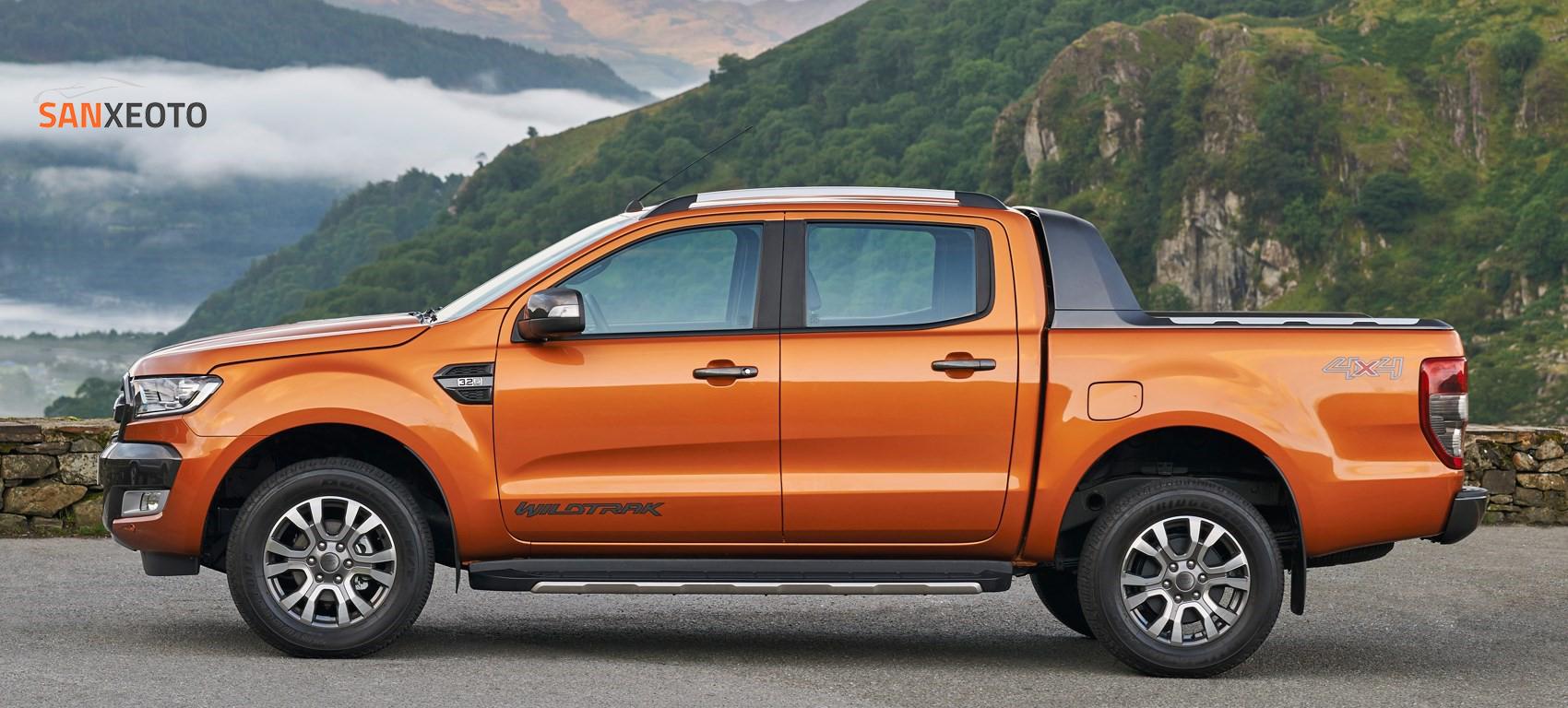 Sở hữu Ford Rangen chỉ từ 600-800 triệu đồng