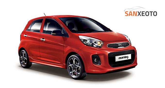 Kia Morning cũng là lựa chọn xe ô tô giá rẻ chất lượng tốt cho người Việt