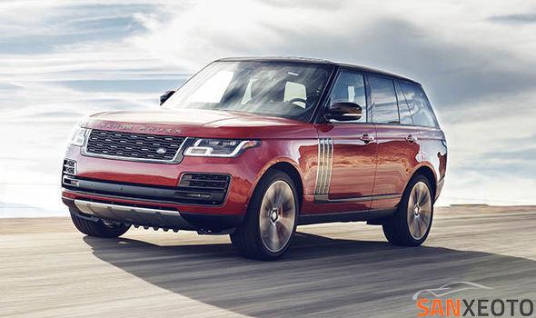 Autobiography Dòng xe sang trọng bậc nhất của Land Rover