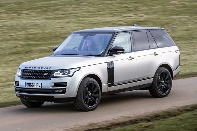 Range Rover autobiography năm 2017