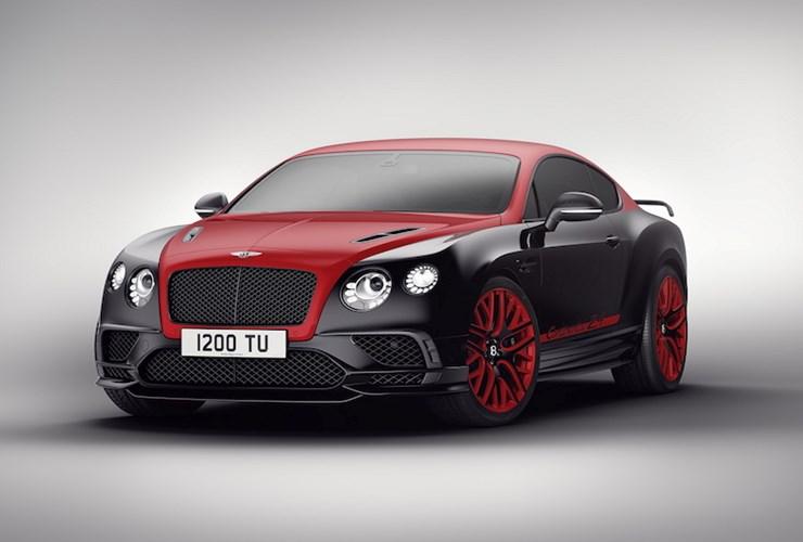 Bentley Continental Supersport 24 1