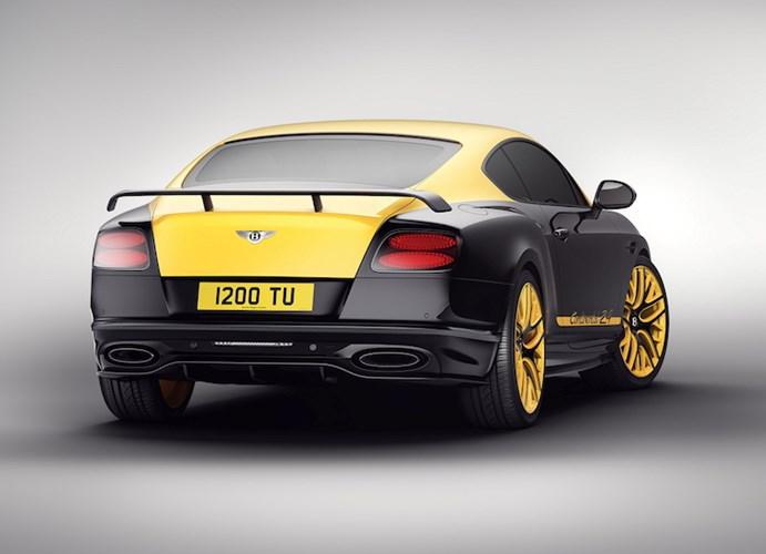 Bentley Continental Supersport 24 5