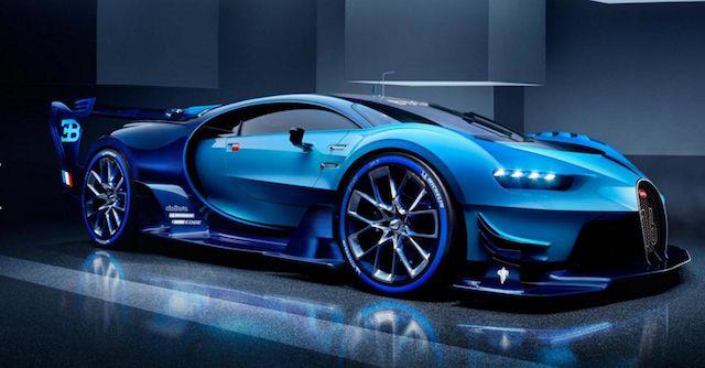 Bugatti Chiron 2017 2