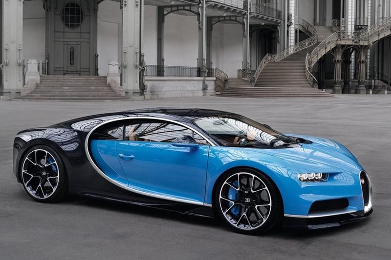 Bugatti Chiron 2017 4