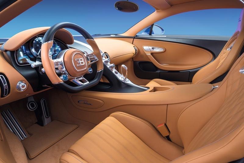 Bugatti Chiron 2017 8
