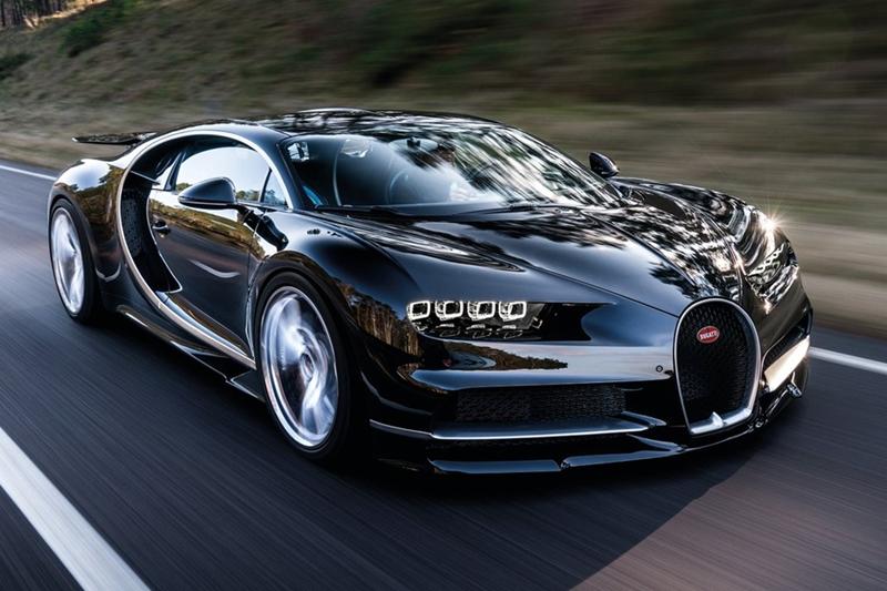 Bugatti Chiron 2017 9