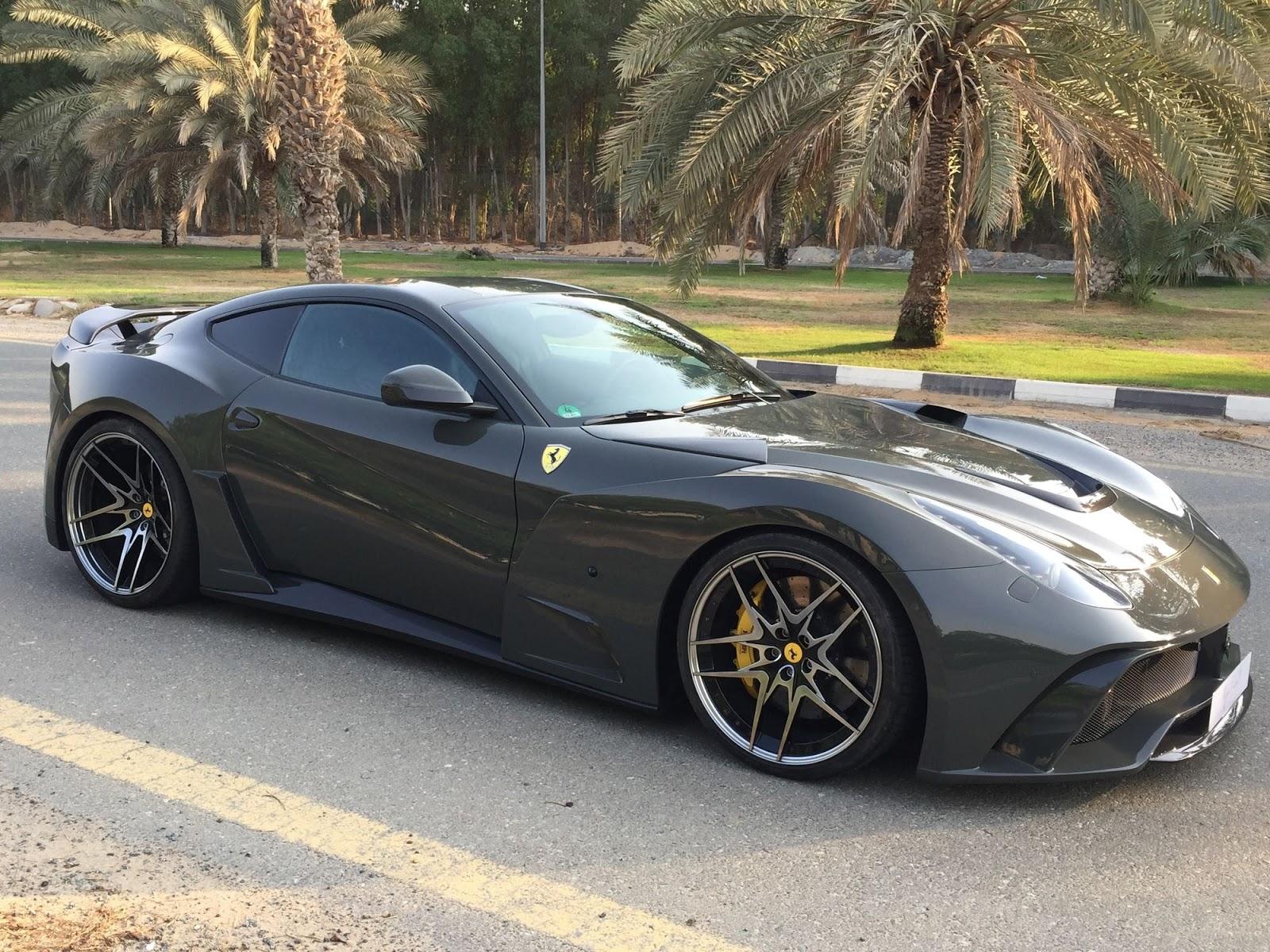 Ferrari F12 độ Novitec Rosso 4