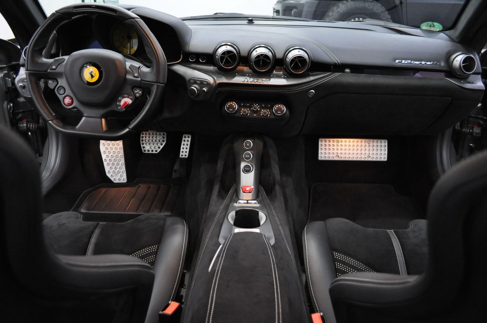Ferrari F12 độ Novitec Rosso 9