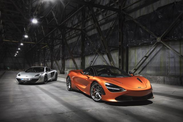 """McLaren 720S, """"trang mới"""" dòng Super Series đến từ Anh quốc 1"""