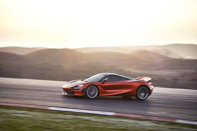 """McLaren 720S, """"trang mới"""" dòng Super Series đến từ Anh quốc 10"""