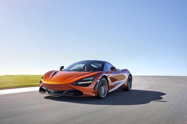 """McLaren 720S, """"trang mới"""" dòng Super Series đến từ Anh quốc 11"""