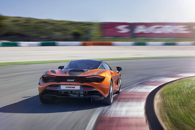 """McLaren 720S, """"trang mới"""" dòng Super Series đến từ Anh quốc 12"""