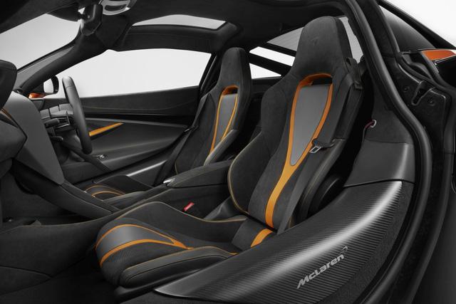 """McLaren 720S, """"trang mới"""" dòng Super Series đến từ Anh quốc 13"""