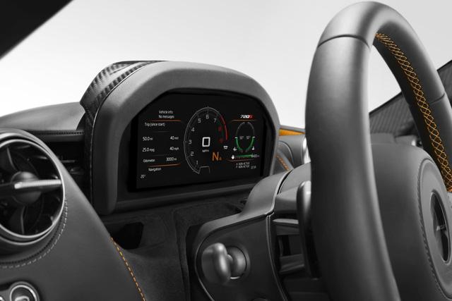 """McLaren 720S, """"trang mới"""" dòng Super Series đến từ Anh quốc 15"""