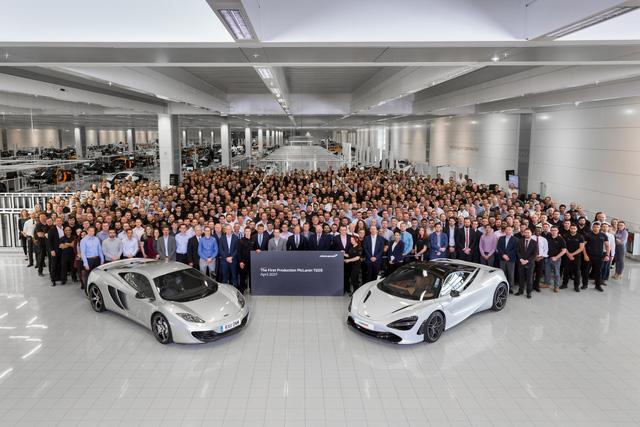 """McLaren 720S, """"trang mới"""" dòng Super Series đến từ Anh quốc 2"""