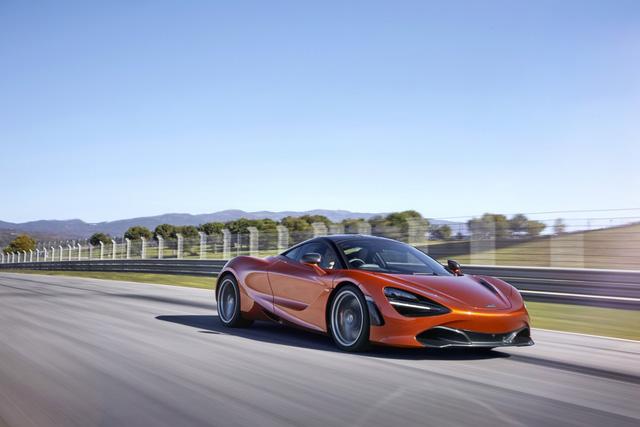 """McLaren 720S, """"trang mới"""" dòng Super Series đến từ Anh quốc 3"""