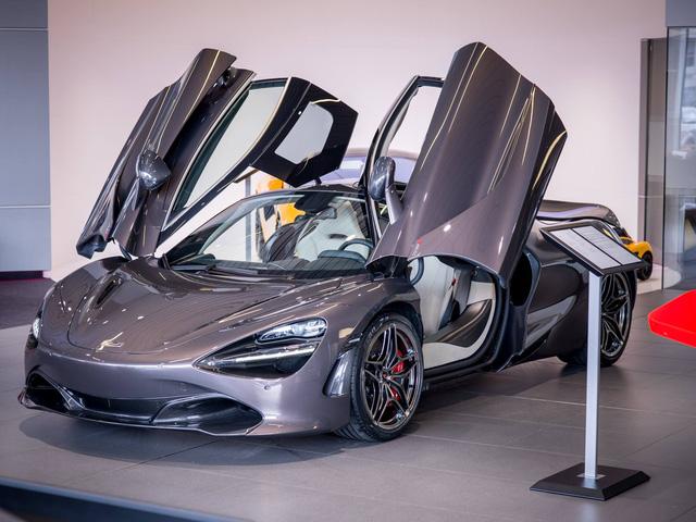 """McLaren 720S, """"trang mới"""" dòng Super Series đến từ Anh quốc 4"""