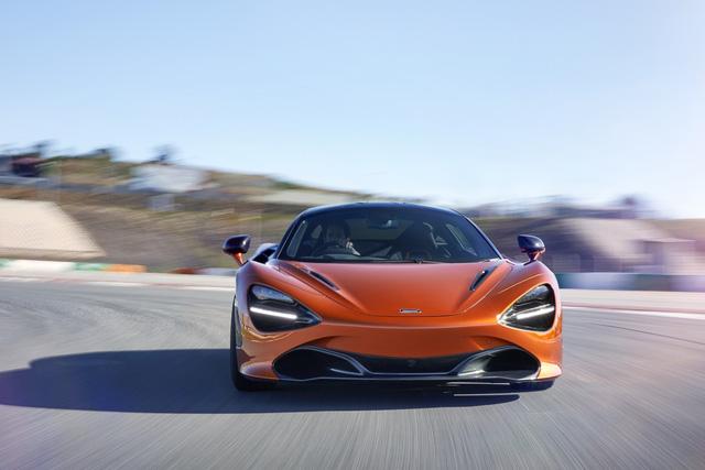 """McLaren 720S, """"trang mới"""" dòng Super Series đến từ Anh quốc 5"""