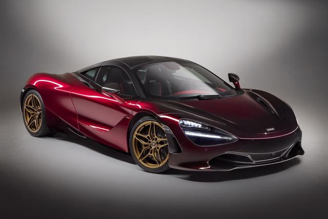 """McLaren 720S, """"trang mới"""" dòng Super Series đến từ Anh quốc 6"""