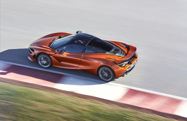 """McLaren 720S, """"trang mới"""" dòng Super Series đến từ Anh quốc 7"""