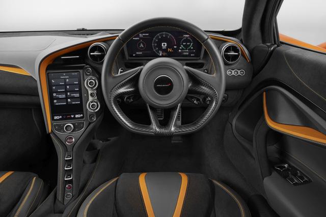 """McLaren 720S, """"trang mới"""" dòng Super Series đến từ Anh quốc 9"""