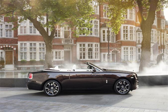 Rolls-Royce Dawn Mayfair Edition 3