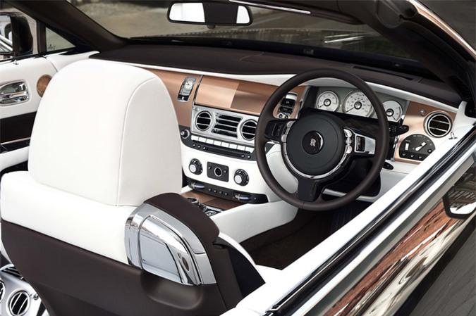 Rolls-Royce Dawn Mayfair Edition 4