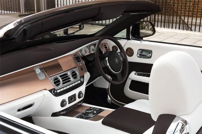 Rolls-Royce Dawn Mayfair Edition 5
