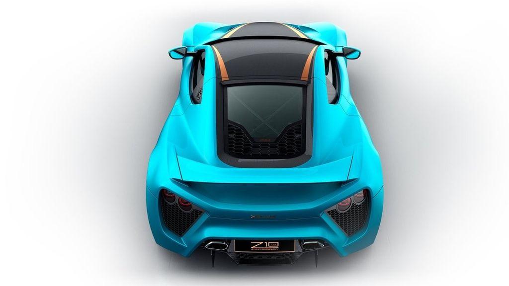 Siêu xe Zenvo TS1 GT 1