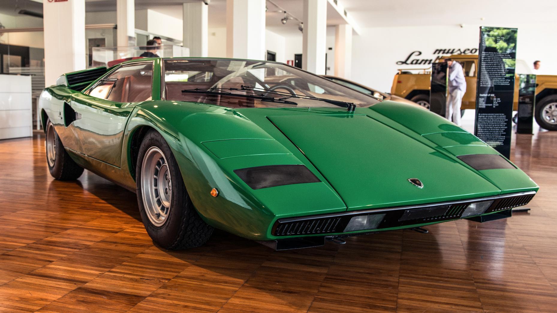 Cùng chiêm ngưỡng bảo tàng của siêu xe Lamborghini 5