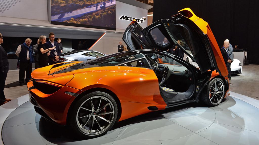 siêu xe McLaren 720S 1