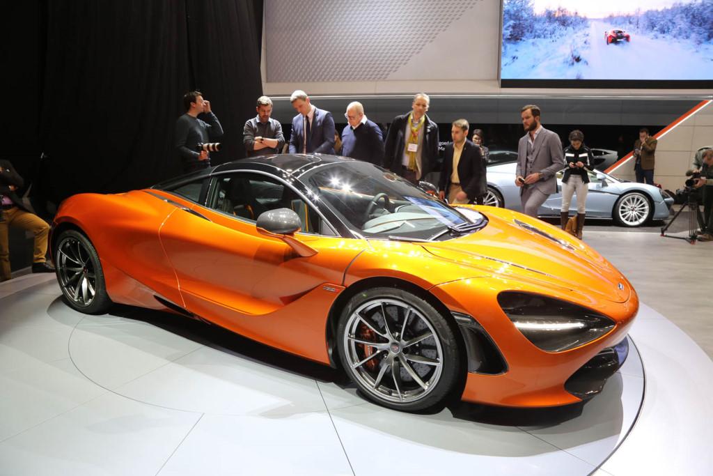 siêu xe McLaren 720S 10