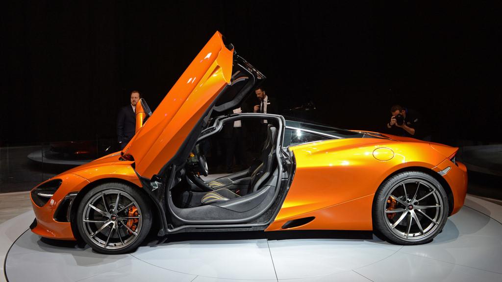 siêu xe McLaren 720S 2