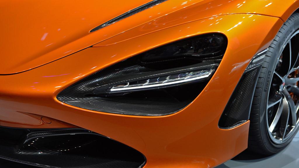 siêu xe McLaren 720S 4