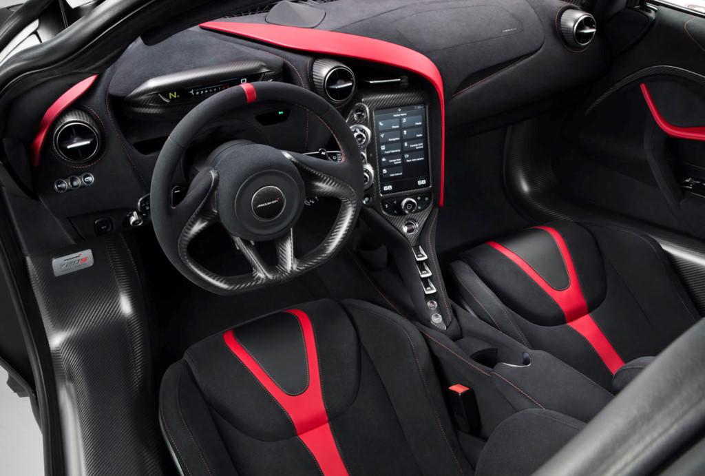 siêu xe McLaren 720S 9