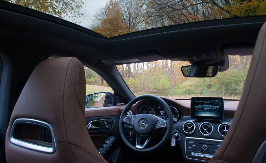 Audi A3 2017 và Mercedes-Benz CLA-Class 2017 3.1