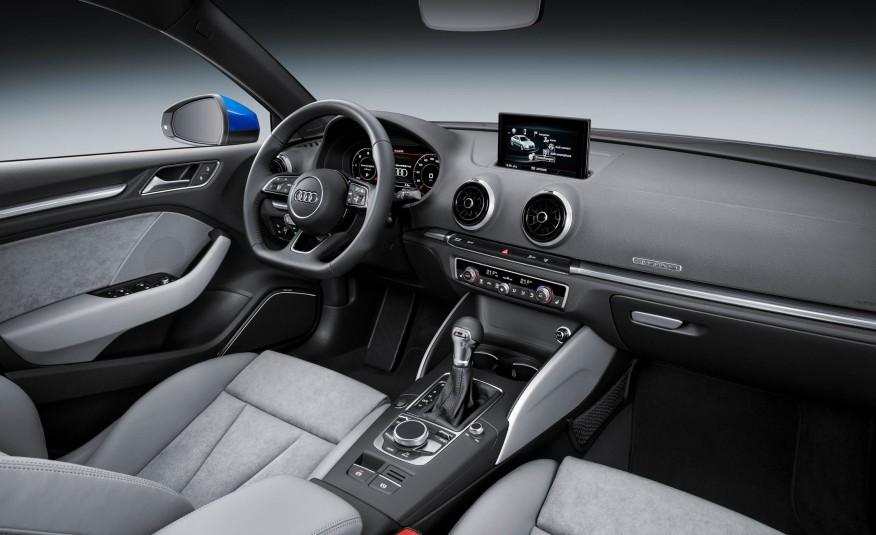 Audi A3 2017 và Mercedes-Benz CLA-Class 2017 3