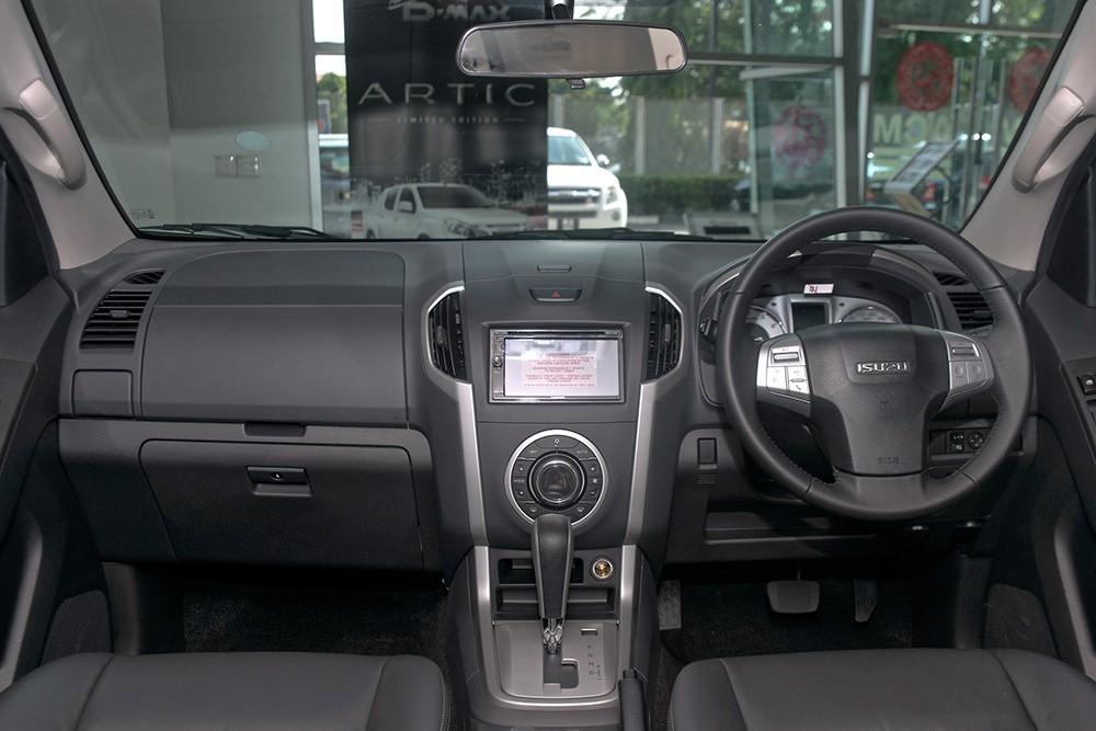 Chevrolet Captiva Revv và Isuzu MU-X 4