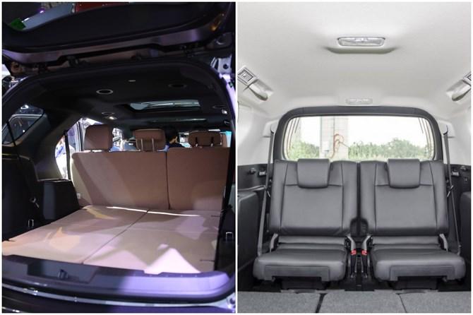 Ford Explorer và Toyota Land Cruiser Prado 4