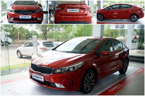 Hyundai Elantra và Kia Cerato: Cuộc đua giữa những 'kẻ bám đuổi' 2