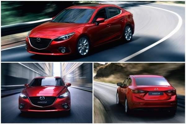 Kia Cerato và Mazda3 3