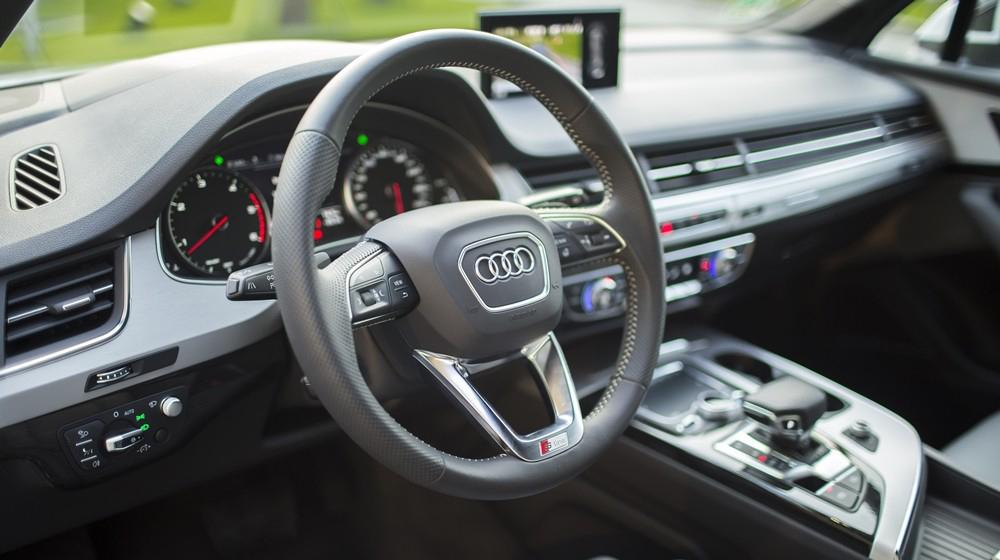 So sánh xe Lexus RX 2016 và Audi Q7 2016: Đáng gờm 4.1