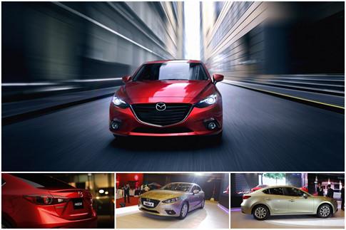 Mazda3 và Toyota Corolla Altis 1