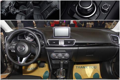 Mazda3 và Toyota Corolla Altis 3