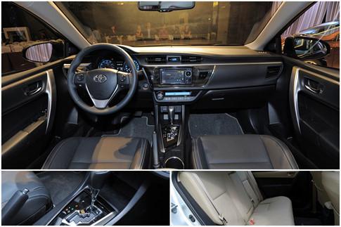 Mazda3 và Toyota Corolla Altis 4