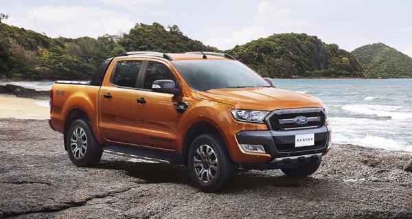So sánh Ford Ranger và Mitsubishi Triton 3