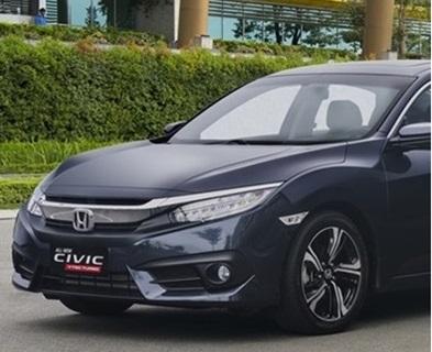 So sánh xe Honda Civic và Mazda3 sedan 6